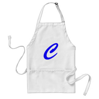 C is For Cookie Adult Apron