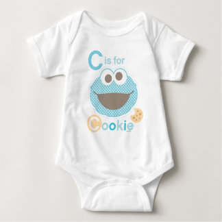 C is for Cookie Baby Tees