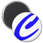 C is For Cookie Fridge Magnets