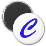 C is For Cookie Refrigerator Magnet
