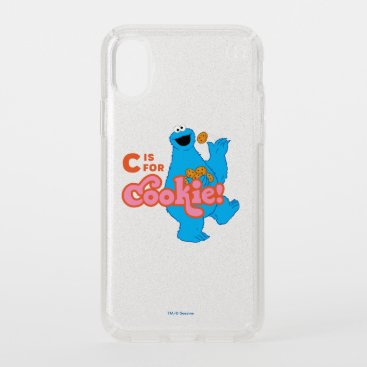 C is for Cookie Speck iPhone X Case