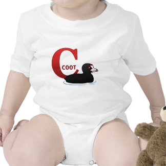 C is for Coot Romper