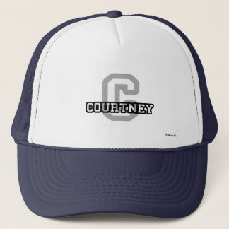 C is for Courtney Trucker Hat