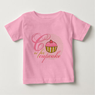 C Is For Cupcake Infant T-shirt