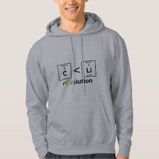 C is less than Li Hoodie