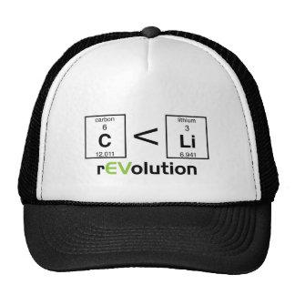 C is less than Li Trucker Hat