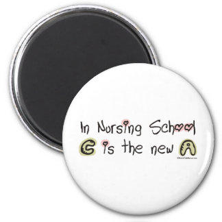 C is the new A in Nursing School Magnet