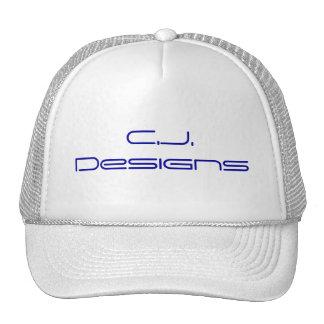 C.J. Designs Hat