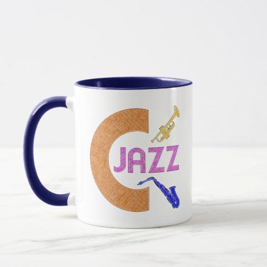 C Jazz Mug
