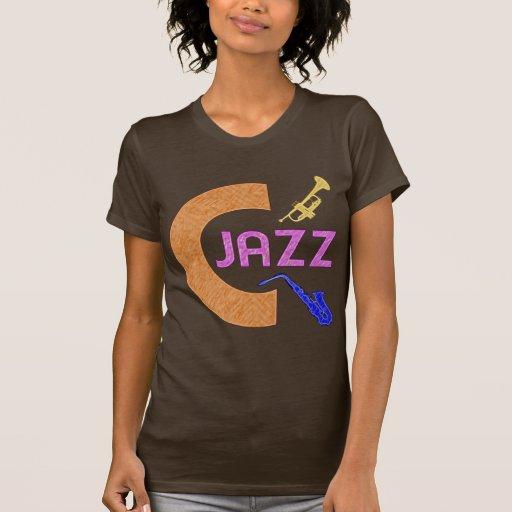 C Jazz T-shirt