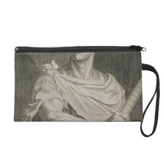 C. Julius Caesar (100-44 BC) Emperor of Rome engra Wristlet