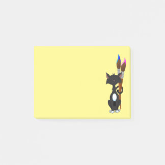 C.Katt's Kitty Cat. Post-it Notes