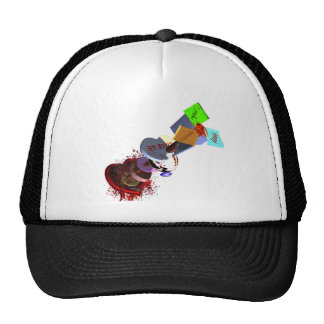 C. L.. R. Dont Forget My Diamonds & CHOCOLATE! Hat