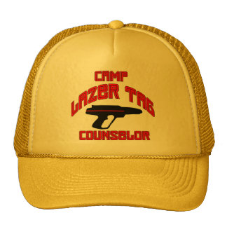 C.L.T. counselors hat