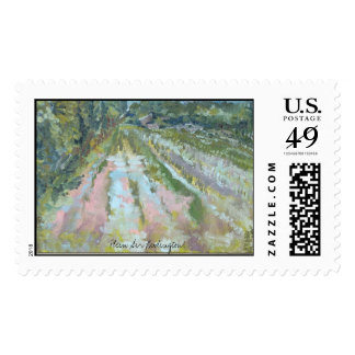 C Laurel J Prafke 2007 Plein Air Ludington Stamps