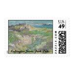 (C) Laurel J Prafke 20, Ludington State Park Dunes Postage