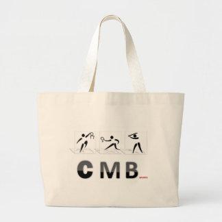 C.M.B. TOTE BAG