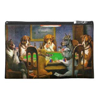 C.M. Perros de Coolidge que juegan el póker mini