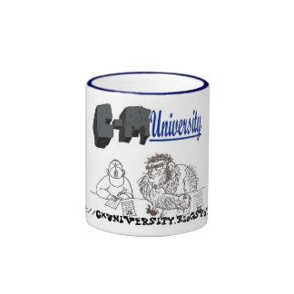 C-M University Promo Mug