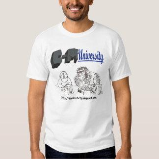 C-M University Tee Shirt