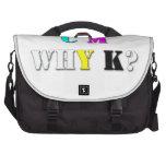 C.M.WHY.K? COMPUTER BAG
