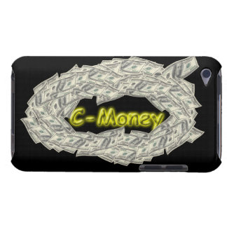 C-Money I-Pod Case Barely There iPod Case