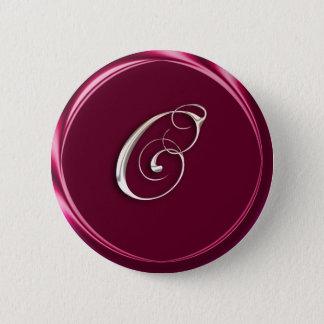 C-monogram Button