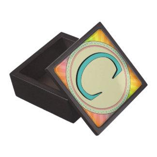 C MONOGRAM PREMIUM GIFT BOX