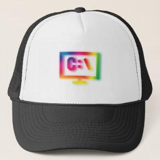 C:\ Nerds and Geeks Rejoice ! Trucker Hat