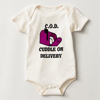 C.O.D. BABY BODYSUIT