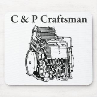 C & P Craftsman Mouse Mat