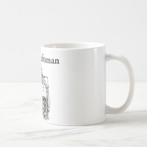 C & P Craftsman Mug