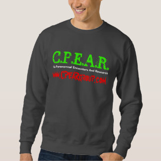 C.P.E.A.R., Ct Paranormal Encounters And Resear... Pull Over Sweatshirt