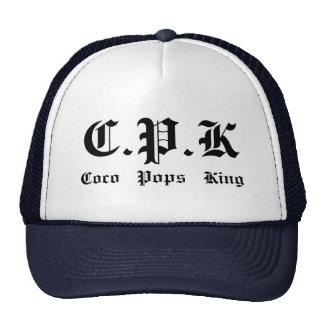 C.P.K, Coco   Pops   King Trucker Hat