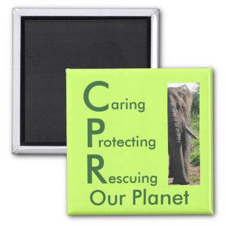 C.P.R. Nuestro imán del planeta
