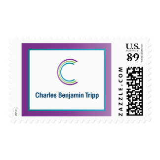 C para Charlie Estampillas