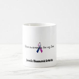 c_purpleblue, Juvenile Rheumatoid Arthritis, Gi... Coffee Mug