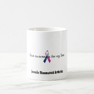 c_purpleblue, Juvenile Rheumatoid Arthritis, Gi... Mug