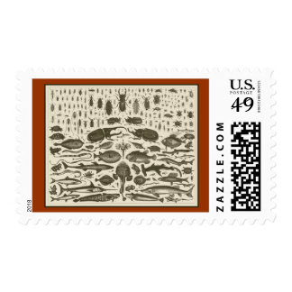 C   R   I   T   T   E   R   S POSTAGE STAMPS