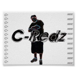 C-Redz Poster