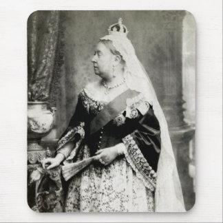 C. reina 1880 Victoria de Inglaterra Mousepad