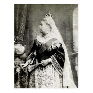 C. reina 1880 Victoria de Inglaterra Tarjetas Postales