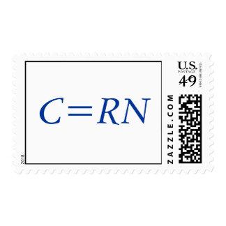 C=RN Stamp