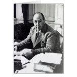 C.S. Lewis Tarjeta De Felicitación