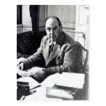 C.S. Lewis Tarjetas Postales
