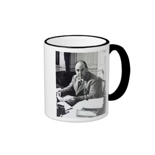 C.S. Lewis Taza A Dos Colores