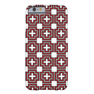 C&S Red Barely There iPhone 6 Case
