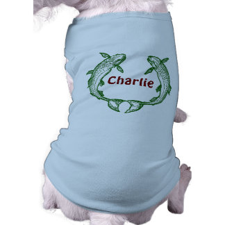 C ~ SCALES & TALES FISHING PERSONALIZED PET SHIRT