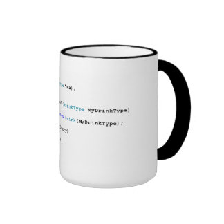 C Sharp Programmers Tea Mug