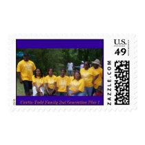 C-T Family 2nd Generat...III Postage